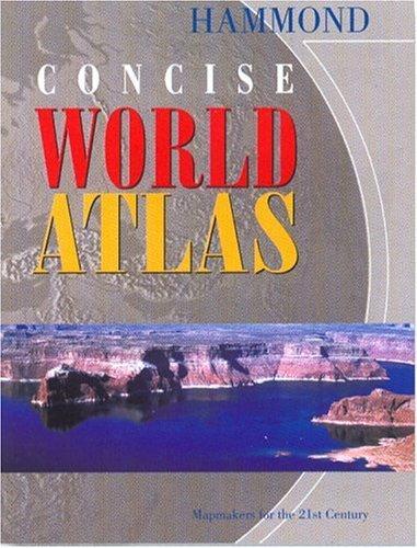 Download Hammond Concise World Atlas