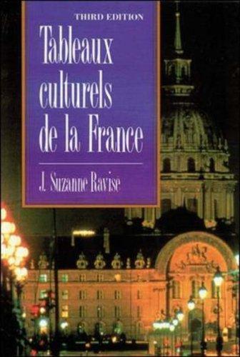 Tableaux culturels de la France