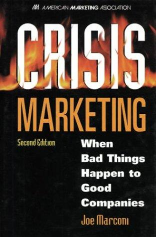 Crisis marketing