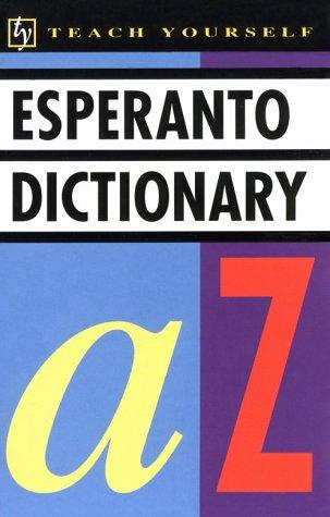 Download Concise Esperanto and English dictionary