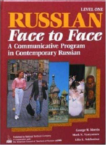 Download Russian face to face