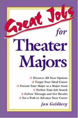 Download Great jobs for theater majors