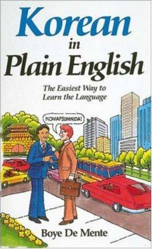Download Korean in plain English