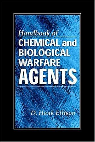 Handbook of Chemical and Biological Warfare Agents