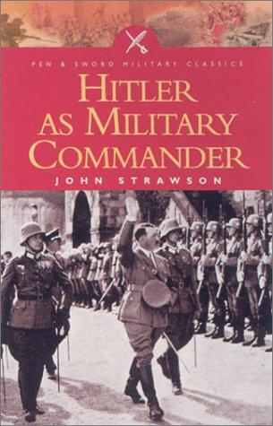 Download Hitler as military commander
