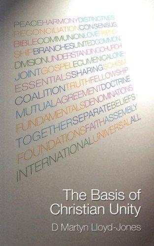 The Basis of Christian Unity