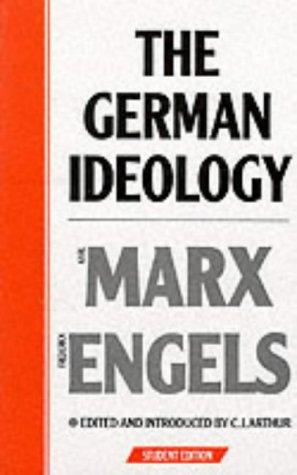 Download The German Ideology