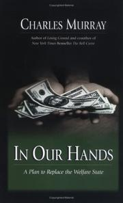 In Our Hands: A Plan To Replace The Welfare State PDF Download