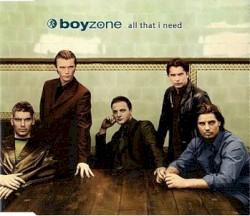 Boyzone - All That I Need [7
