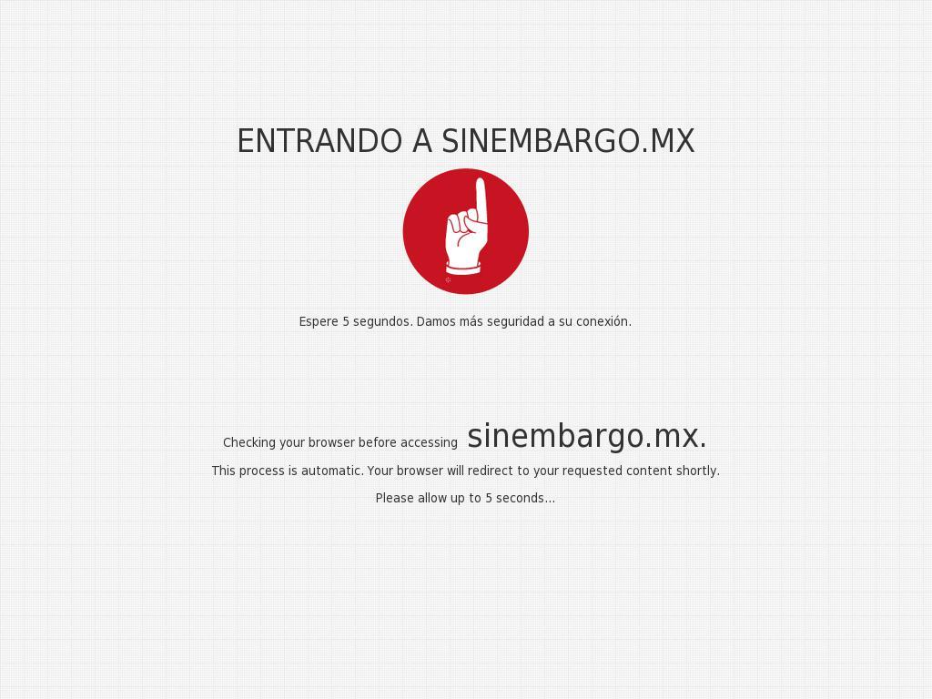 Sin Embargo at Sunday Jan. 28, 2018, 3:18 a.m. UTC