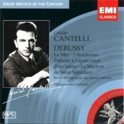 Philharmonia Orchestra/Guido Cantelli - Le Martyre de Saint Sébastien (1911) - Fragments symphoniques (2004 Digital Remaster): II: Danse extatique et Final du Premier Acte