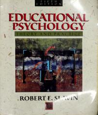 Cover of: Educational psychology | Robert E. Slavin