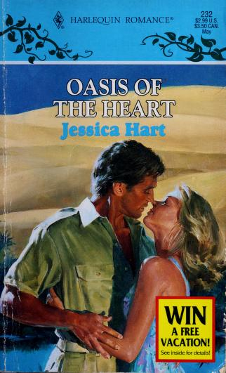 Oasis of the Heart (Harlequin Romance, #232) by