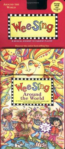 Wee Sing Around the World by Susan Hagen Nipp