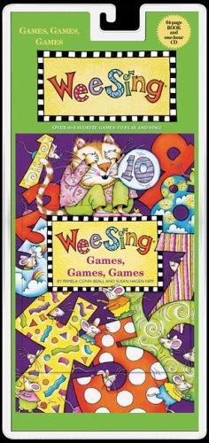 Wee Sing Games, Games, Games (Wee Sing)