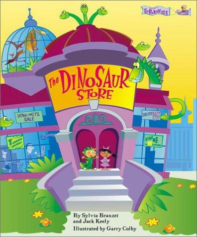The dinosaur store by Sylvia Branzei