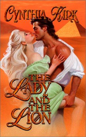 The lady and the lion by Cynthia Kirk