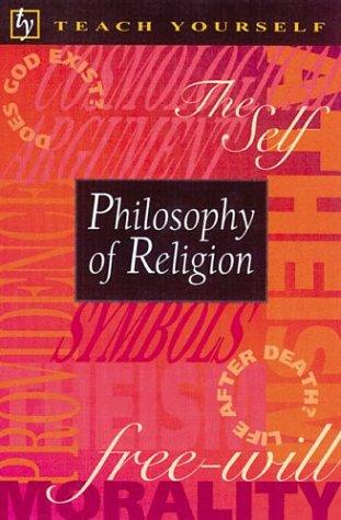 Teach Yourself Philosophy of Religion (Teach Yourself) by Mel Thompson