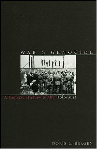 War & genocide by Doris L. Bergen