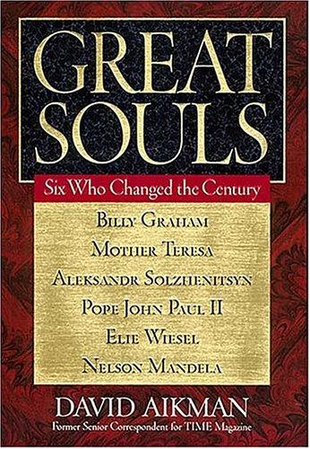 Great souls by David Aikman